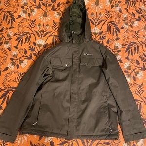 Columbia Thermal Coil Coat size XL
